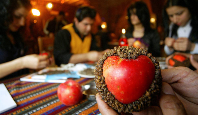valentines in Kurdistan