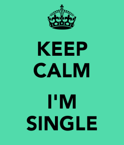 keep-calm-i-m-single