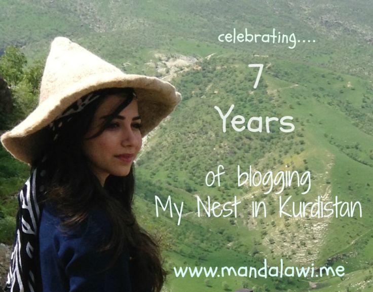 seven years of Mandalawi blogging