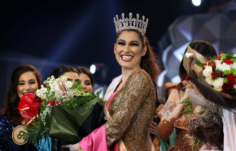 IRAQ-KURDS-PAGEANT-BEAUTY